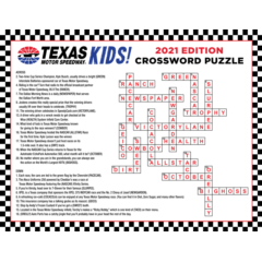 TMS Crossword Puzzle (Answers)