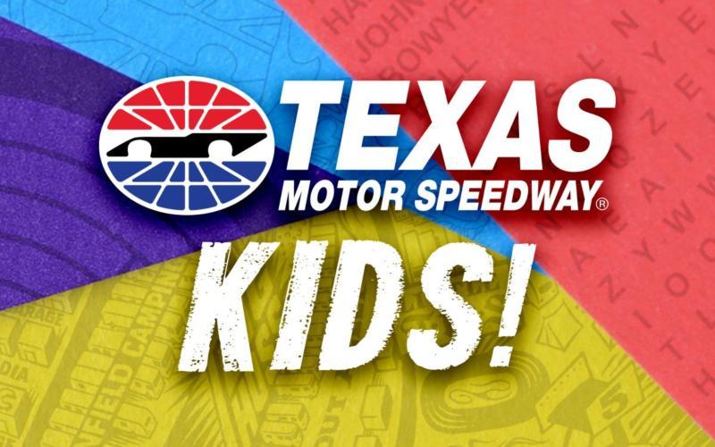 Texas Motor Speedway No Limits Kids!